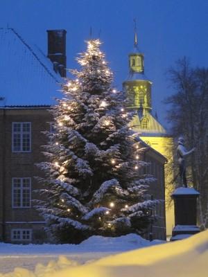 Juletreet i Gamlebyen