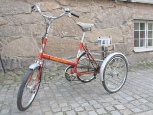 Gamlebyavisens sykkeltjeneste