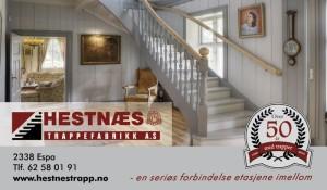 Hestnæs trappefabrikk