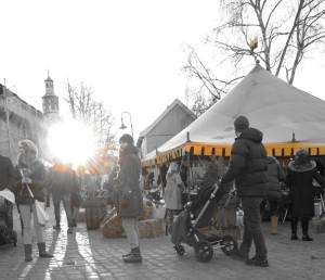 Julehelg i Gamlebyen
