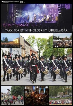 Fredrikstad Festning har feiret 350-årsjubileum gjennom hele 2013.