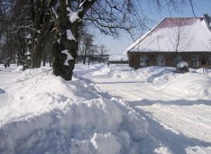 Vinterstemningen er snart tilbake i Gamlebyen, og mens vi venter viser vi dette flotte bildet tatt av Frode Roger Hansen i Nasjonale Festningsverk.